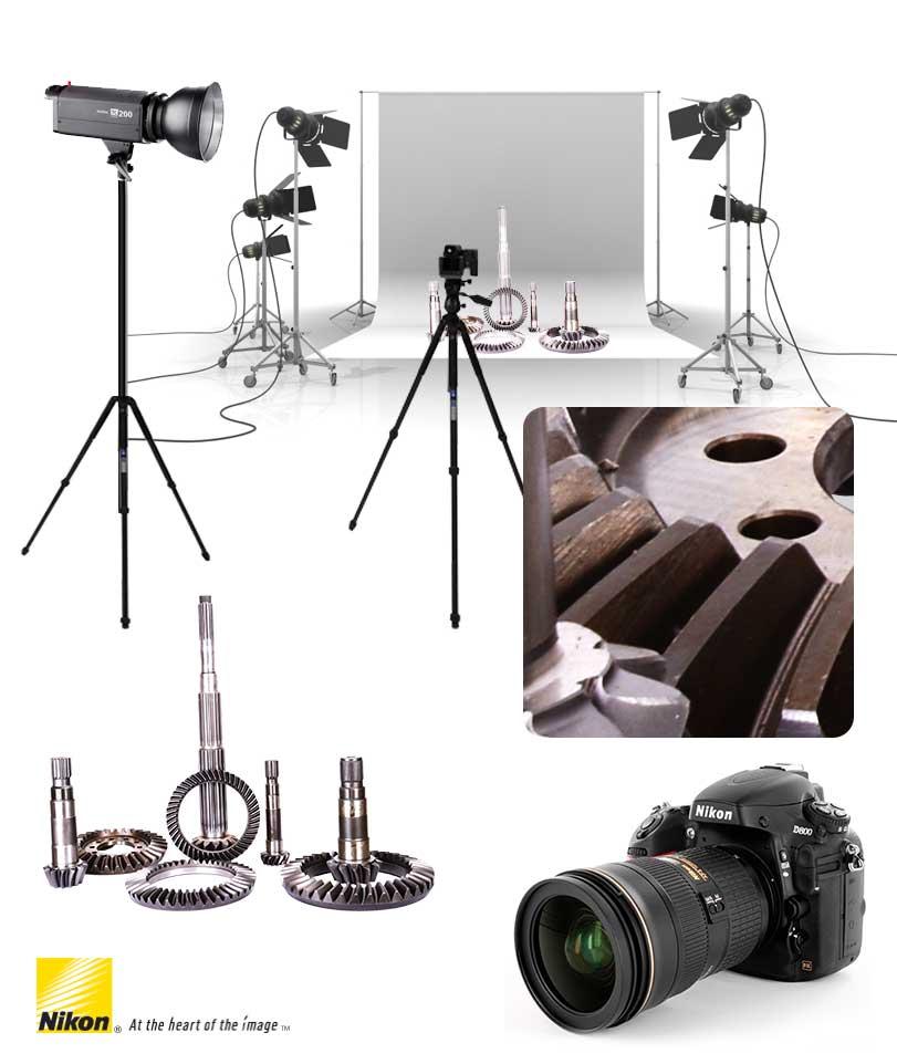 عکاسی صنعتی | عکاسی حرفه ای