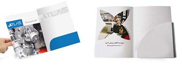 طراحی و چاپ فولدر
